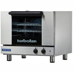 Turbofan by Moffat Electric Convection Oven Commercial Catering Equipment, Restaurant Equipment, Commercial Ovens, Commercial Kitchen, Cooking Equipment, Food Service Equipment, Countertop Convection Oven, Oven Canning, Cool Doors