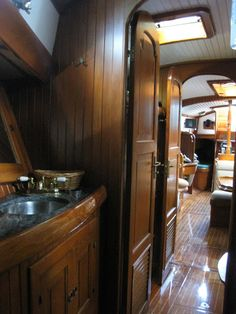Show me your sailboat's interior - Page 16 - SailNet Community