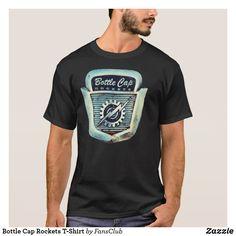 Bottle Cap Rockets T-Shirt
