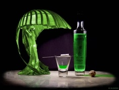 "I love the ""green faerie"""