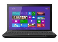 "Laptop Toshiba Satellite C50-B-14H - 15.6"" Μαύρο"