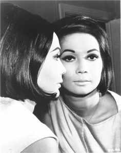 66 best 1960s hair and makeup images 1960s makeup vintage beauty 1960s Hair and Makeup actress nancy kwan 1963 vidal sassoon tribute 10 fabulous 1960s bob haircuts