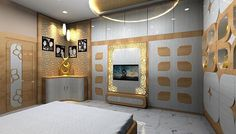 Bedroom Design #mavic #interiordesigners #jaipur - Architecture and Home Decor - Bedroom - Bathroom - Kitchen And Living Room Interior Design Decorating Ideas - #architecture #design #interiordesign #diy #homedesign #architect #architectural #homedecor #realestate #contemporaryart #inspiration #creative #decor #decoration
