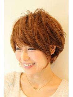 ふんわりショートボブ - ヘアスタイル・髪型・ヘアカタログ [キレイスタイル]