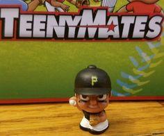 Pittsburgh Pirates Series 2 Teenymates Pitching Pitcher MLB 2015 #PartyAnimal #PittsburghPirates