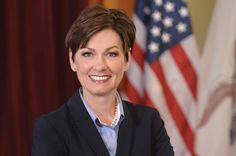 Planned Parenthood Protests Ceremony Honoring Iowa's First Female Governor, Just Because She's Pro-Life
