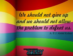 Do Not Give Up...By ziuby.com