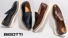 #Classic #shoes #discover their #sporty #side . #New #collection – in #Bigotti…