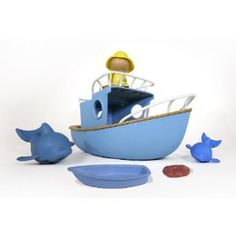 Sprig Toys Adventures Dolphin Adventure Playset  $20.34