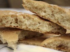 U nás na kopečku: ... domácí italská CIABATTA ... Ciabatta, Bread, Food, Italy, Brot, Essen, Baking, Meals, Breads