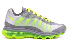 Nike Air Max 95 360 (GS) Boys Running Shoes 512169-003 « Shoe Adds for your Closet