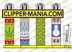 ClipperMania - Clipper Large - Full Set