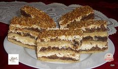 Orosz krémes Tiramisu, French Toast, Sweets, Breakfast, Ethnic Recipes, Food, Pies, Sweet Pastries, Breakfast Cafe