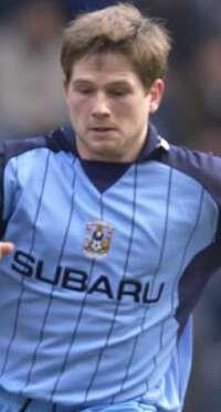 Bjarni Gudjonsson - 2003-4 to 2004-5 Midfield 33 Games 3 Goals