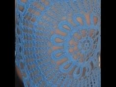 Blusa Croche sem mangas Ana Maria Braga Parte 1 crochet blouse  blusa de...