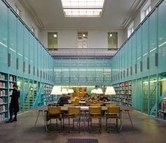 Galería de Biblioteca universitaria / OFFICE Kersten Geers David Van Severen - 1