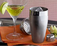 Bartending tools and tips for New Years parties and special occasions @ Pier1.com.