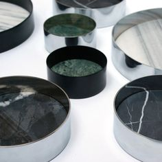 Pli - Marble Trays - ALL - OBJECTS