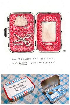 "Rock Paper Scissors Graduation Gifts. Every year I post these because I like them so much. Top Photo: ""Don't Leave Home Without It"" by..."