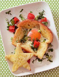アメリカの定番朝食♡「ホールインザエッグ」って知ってる? | 4meee!