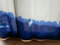 Dip-Dye Curtains
