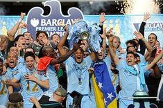 City win the title: Man City v QPR