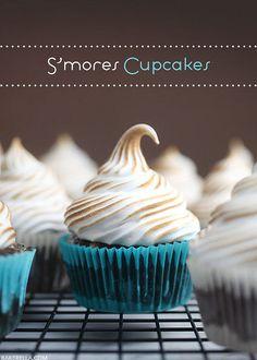 S'mores Cupcakes by Bakerella, via Flickr