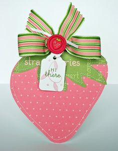 Could use dotted swiss embossing folder to make this card