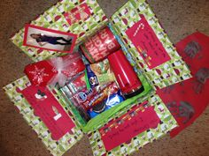 how to make a christmas care package for the military or family far