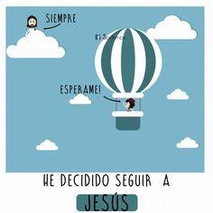 Yo quiero verte Jesús. Ese es mi anhelo y mi esperanza. Yo quiero verte mi Salvador