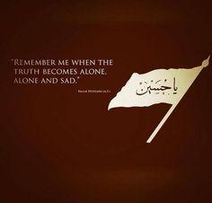 Imam Hussain (A.S.) اَلسَّلامُ عَلَيْكَ يا اَبا عَبْدِاللهِ وَعَلَى الاَْرْواحِ الَّتي حَلَّتْ بِفِنائِكَ عَلَيْكَ مِنّي سَلامُ اللهِ اَبَداً ما. بَقيتُ وَبَقِيَ اللَّيْلُ وَالنَّهارُ وَلا جَعَلَهُ اللهُ آخِرَ الْعَهْدِ مِنّي لِزِيارَتِكُمْ، اَلسَّلامُ عَلَى الْحُسَيْنِ وَعَلى عَلِيِّ بْنِ الْحُسَيْنِ وَعَلى اَوْلادِ الْحُسَيْنِ وَعَلى اَصْحابِ الْحُسَيْنِ