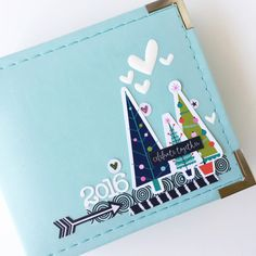 Bella Blvd Holly Jolly Christmas Collection | December Documented Album by Leanne Allinson
