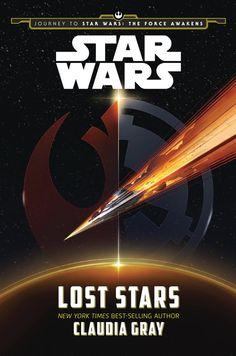 Couvertures des quatre romans jeunesses pré-Episode VII • Actualités Littérature • Star Wars Universe