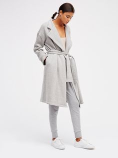 FP Beach Undercover Coat at Free People Clothing Boutique
