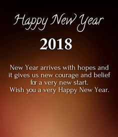 New Year Wishes For Elders 2018