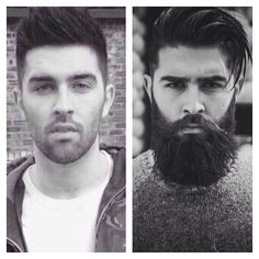 hairygingerman: A beard changes a man For the better (personally think he looks better with stubble.)**