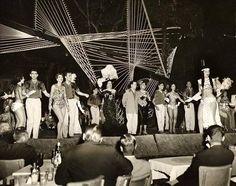 Tropicana Havana Cuba 1950's