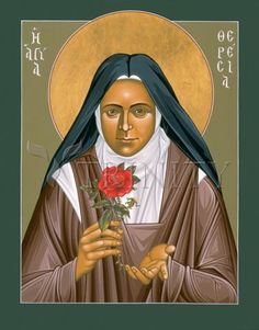 """St. Thérèse of Lisieux 