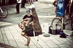 Street Dancer by Alex Teuscher, via 500px