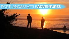 PORTLAND AND SEATTLE ADVENTURES. #vlog #youtube #portland #oregon #seattle