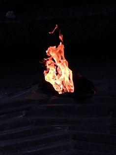 """""""Flamme Éternelle"""" by Thomas Hirschhorn at Palais de Tokyo, Paris"""