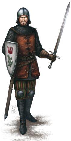 DSA Andergaster Gardist