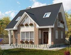 Проект частного дома AS-219 - 23дом.рф