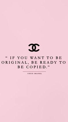 Imagen de chanel and wallpaper . - Lady Womans Imagen de chanel and wallpaper . Quotes To Live By, Me Quotes, Motivational Quotes, Inspirational Quotes, Pink Quotes, Quotes Images, Inspiring Quotes For Women, Ironic Quotes, Chanel Wallpapers