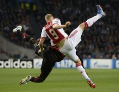 Ajax - Milan 1 - 1