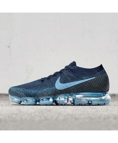 3876f0726318b Nike Air Vapormax Flyknit Navy Jd Sports Exclusive Shoes