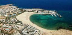 Caleta de Fuste Map of Hotels & Apartments - Streetfinder - Fuerteventura - Canary Islands