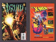 MARVEL COMICS WARREN ELLIS DRUID #1 COMIC BOOK 1st Print | Collectibles, Comics, Modern Age (1992-Now) | eBay!