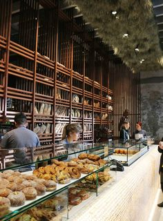 The brand new gem in Britomart's culinary crown, Amano, is an on-site artisan bakery celebrating beautiful food made with one special ingredient: love.
