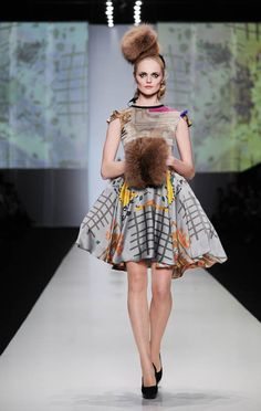 Russian Fashion Week Shows Off Best Russian Designers